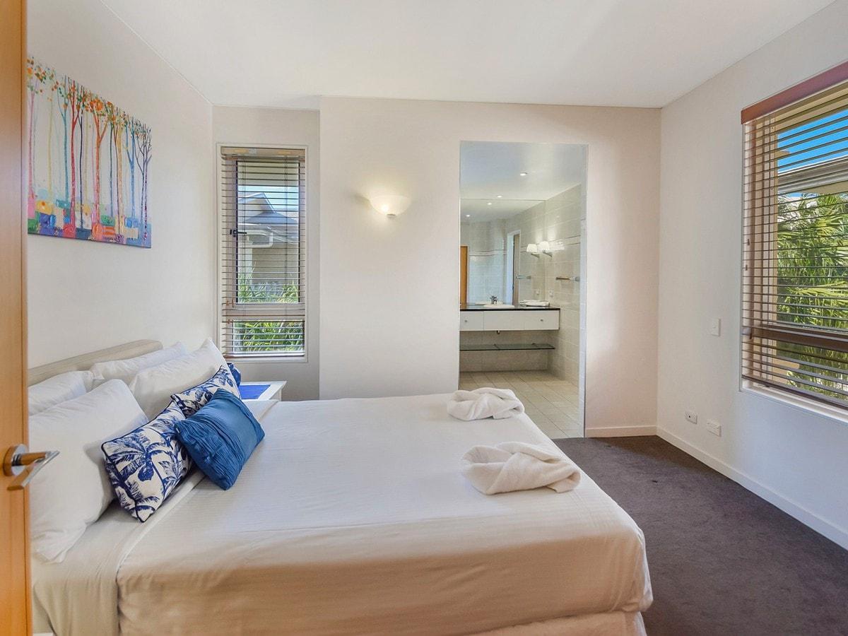 Laguna on Hastings 431 - Master Bedroom