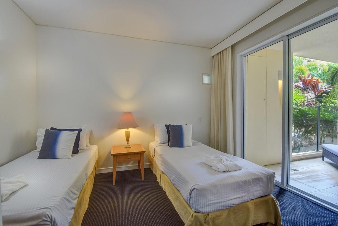 217 Laguna on Hastings - Second Bedroom Bedroom