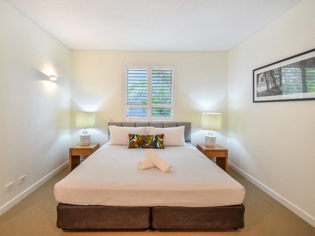 Laguna on Hastings 312 - Master Bedroom