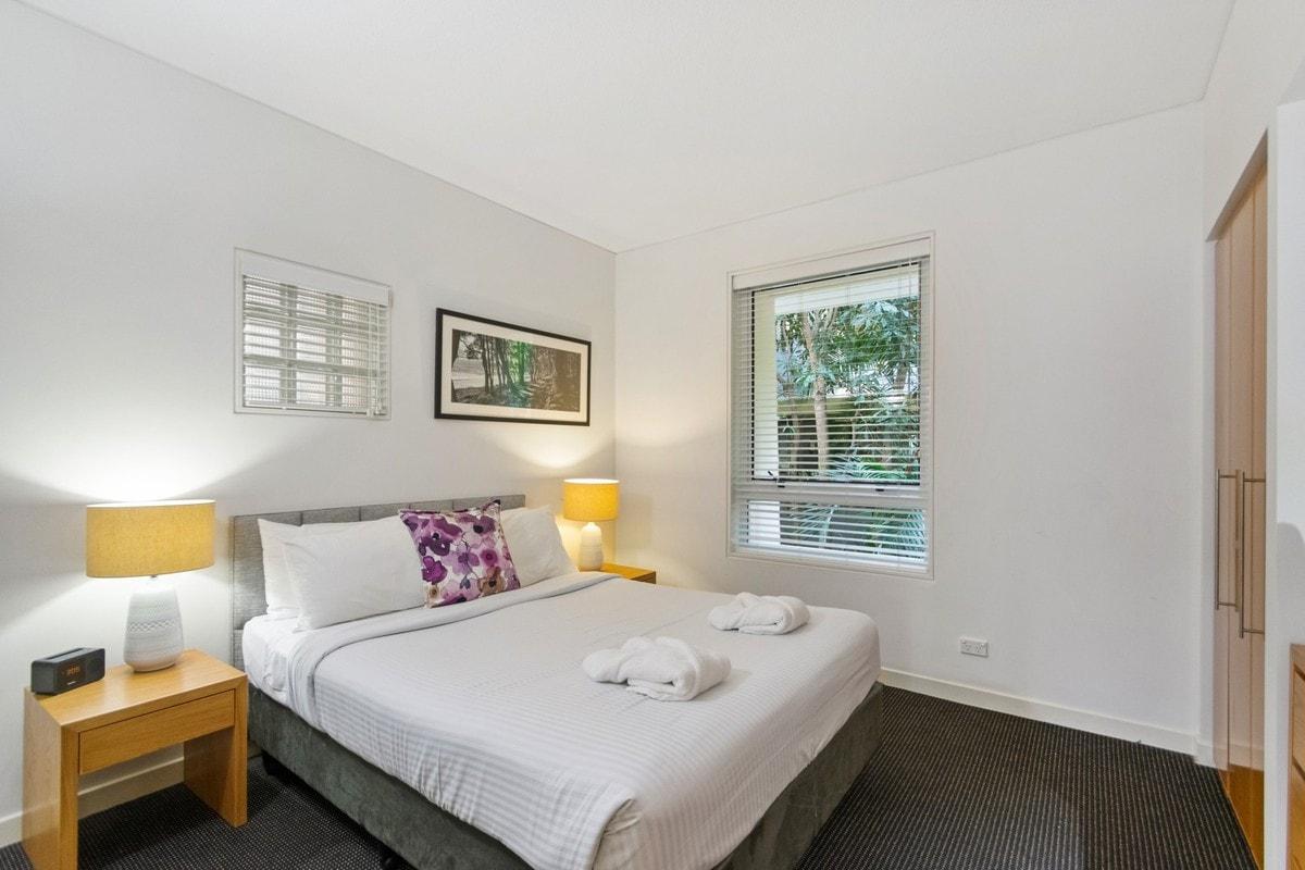 212 Laguna on Hastings - Master Bedroom